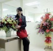 Chị Hồng Nhung – Công ty cổ phần kinh doanh F88